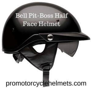 bell pit boss helmet