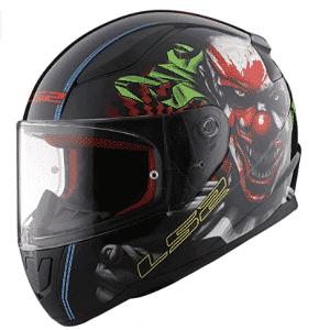 LS2 Helmet Rapid Street Full Face Helmet