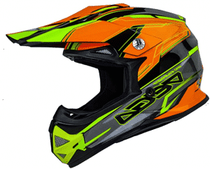 Mighty X2 Stinger Dirt Bike Helmet