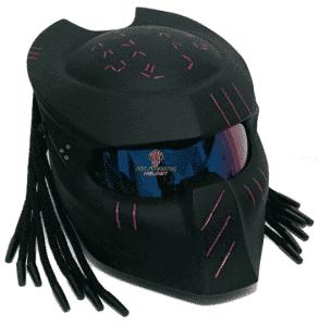 SY15 Custom Predator Motorcycle Helmet