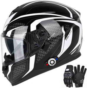 bluetooth motorcycle helmet speakers