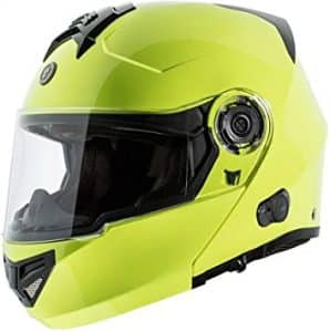 TORC T27 helmet with integrated Blinc Bluetooth