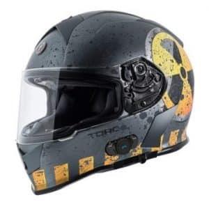 bluetooth street bike helmet
