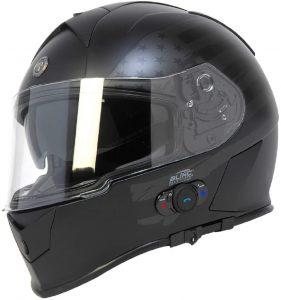 quietest full face helmet
